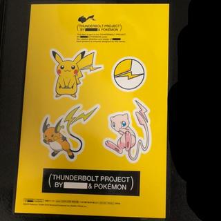 フラグメント(FRAGMENT)のFRAGMENT Pokemon ステッカー 2(その他)