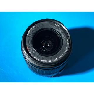 Canon - 極上品★キヤノンCanon EF-S 18-55㎜ USM