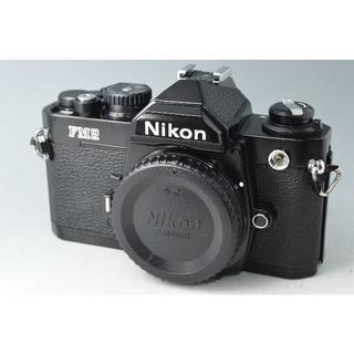 #2693 【美品】Nikon ニコン New FM2 ブラック フィルムカメラ