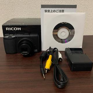 リコー(RICOH)のRICOH GR DIGITAL Ⅲ 美品(コンパクトデジタルカメラ)