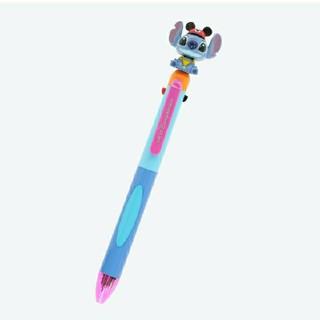 Disney - 東京ディズニーリゾート限定 スティッチ 三色ボールペン シャーペン