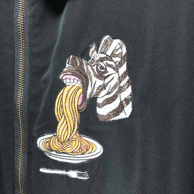 BEAMS(ビームス)の【即完売商品】Left alone ドリズラージャケット L メンズのジャケット/アウター(ナイロンジャケット)の商品写真