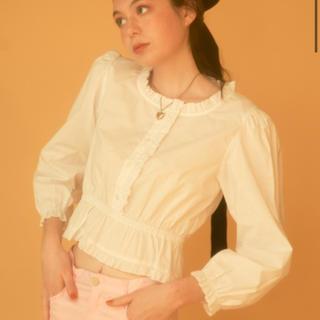 snidel - long sleeve blouse