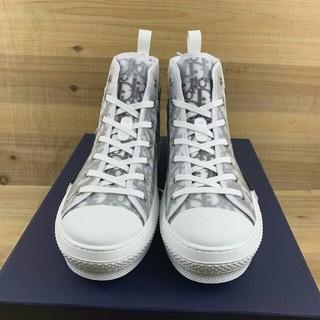 ディオール(Dior)のDior B23 Oblique High Top Sneakers26cm(スニーカー)