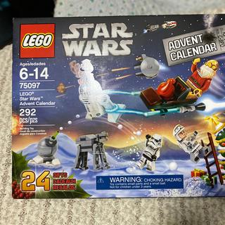 Lego - レゴ(LEGO)スターウォーズ 75097 Advent Calendar