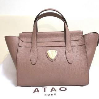 アタオ(ATAO)の未使用 アタオ ピッコラ アーモンド トートバッグ(トートバッグ)