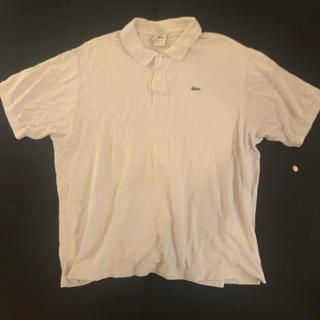 ラコステ(LACOSTE)のLACOSTE s/s polo L size(ポロシャツ)