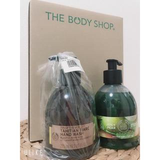 ザボディショップ(THE BODY SHOP)のハンドウォッシュ ジューシィペア タヒチアン ハンドウォッシュ(美容液)