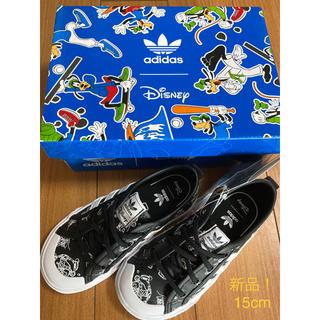 アディダス(adidas)の【新品】adidas オリジナルス× ディズニー スポーツ グーフィー15cm(スニーカー)