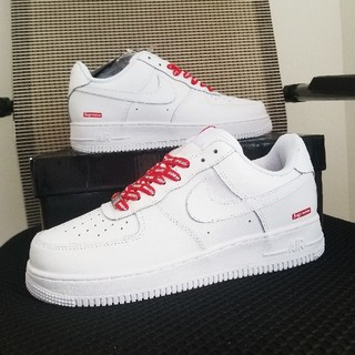 Supreme - Supreme Nike Air Force 1 Low 白 L