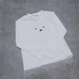 ミッフィー トレーナー 110(Tシャツ/カットソー)
