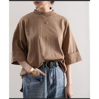 新品未使用 classicalelf クルーネック ビッグTシャツ