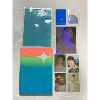 TREASURE CD 白 ジョンファンセット(K-POP/アジア)