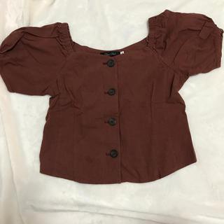 ココディール(COCO DEAL)のココディール バルーン袖ブラウス(シャツ/ブラウス(半袖/袖なし))