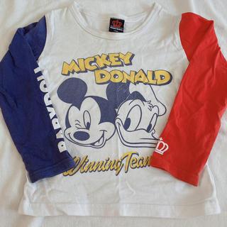 ベビードール(BABYDOLL)のBABYDOLL ミッキー ドナルド 110(Tシャツ/カットソー)