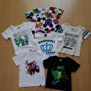ベビードール(BABYDOLL)の半袖Tシャツ 7枚 ベビードール 他(Tシャツ/カットソー)