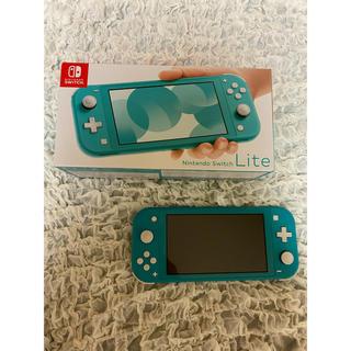 Nintendo Switch - 美品 Switch ライト 箱付き