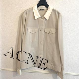 アクネ(ACNE)のACNE ジャケット(Gジャン/デニムジャケット)