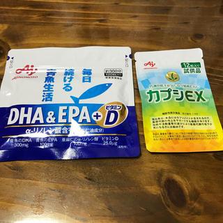 アジノモト(味の素)の味の素 DHA&EPA+ビタミンD 120粒入 約30日分 (その他)