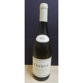 ※未開栓※ シャール・モージュ シャブリ ヴィエイユ・ヴィーニュ 750ml(ワイン)