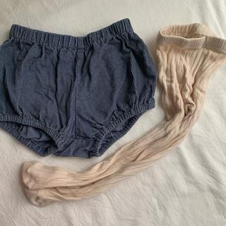 コドモビームス(こども ビームス)のlittle cotton clothes パンツ タイツ(パンツ/スパッツ)