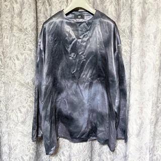 ハレ(HARE)のHARE光沢プルオーバーシャツ(Tシャツ/カットソー(七分/長袖))