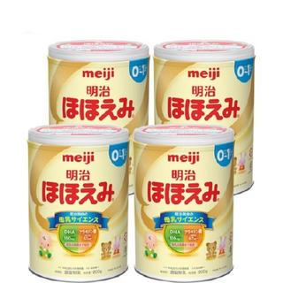 明治 - 景品付き明治ほほえみ 4缶パック(800g*4缶)【明治ほほえみ】[粉ミルク]