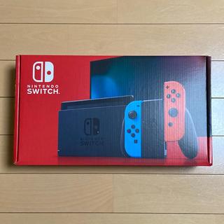 Nintendo Switch - 任天堂 Nintendo Switch 本体 新型 ネオン 新品未開封