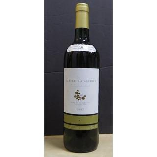 ※未開栓※ CHATEAU LA NAUDINE 2007 (白 750ml)(ワイン)