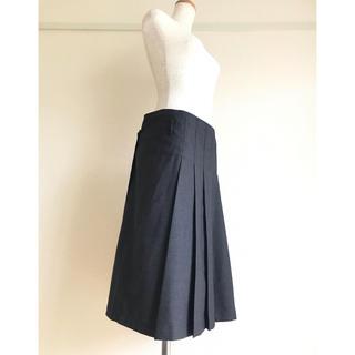 マーガレットハウエル(MARGARET HOWELL)の美品 マーガレットハウエル MHL スカート(ひざ丈スカート)