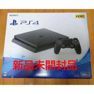PlayStation4 - 新品未開封品 PlayStation4 CUH-2200AB01