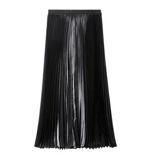 ルシェルブルー(LE CIEL BLEU)のLE CIEL BLEU★Bright Pleated Skirt(ロングスカート)