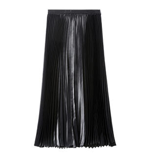 LE CIEL BLEU - LE CIEL BLEU★Bright Pleated Skirt