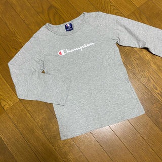 チャンピオン(Champion)の☆未使用☆champion/チャンピオン ロンT 140cm 長袖Tシャツ(Tシャツ/カットソー)