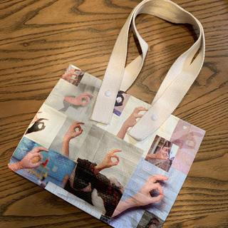 エムエムシックス(MM6)のメゾンマルジェラ mm6 ショップバッグ ショッパー ショップ袋(ショップ袋)