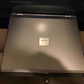 フジツウ(富士通)のFMV-BIBLO  NB55M/T(ノートPC)