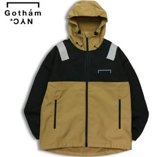 GOTHAM NYC/ゴッサムニューヨークシェルパーカー サイズ XL