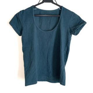セオリー(theory)のセオリー 半袖Tシャツ サイズ2 S グリーン(Tシャツ(半袖/袖なし))