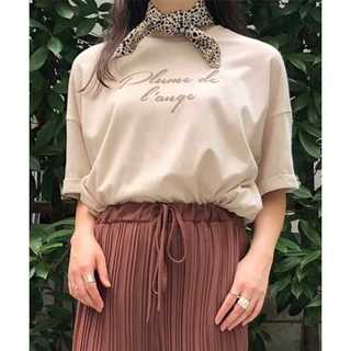 ロキエ(Lochie)のPairPair ロゴTシャツ(Tシャツ(半袖/袖なし))
