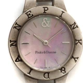 ピンキーアンドダイアン(Pinky&Dianne)のピンキー&ダイアン 腕時計 V701-2H60(腕時計)