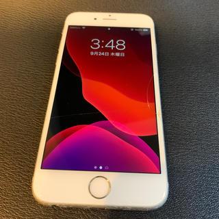 Apple - iPhone6s 64gb SIMフリー バッテリー100%