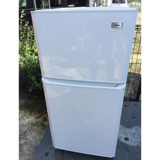 Haier - ハイアール 一人暮用 冷凍冷蔵庫 JR-N106L