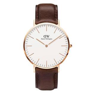 安心保証付き【40㎜】ダニエルウエリントン 腕時計〈DW00100009〉