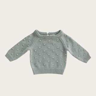 コドモビームス(こども ビームス)のjamie kay dotty knit ニット(ニット)