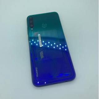 ANDROID - HUAWEI P40 lite E(ブルー)国内版SIM フリー