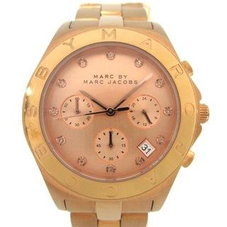 マークバイマークジェイコブス(MARC BY MARC JACOBS)のマークジェイコブス 腕時計 MBM3102 メンズ(その他)