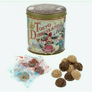 Disney - 東京ディズニーリゾート限定品 チョコクランチ 24個入り TDL