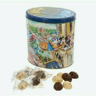 Disney - 東京ディズニーリゾート限定品 チョコクランチ缶 52個入り TDL