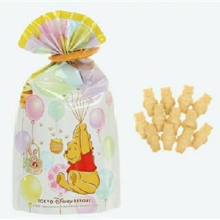 Disney - 東京ディズニーリゾート限定品 くまのプーさん 袋クッキー TDL