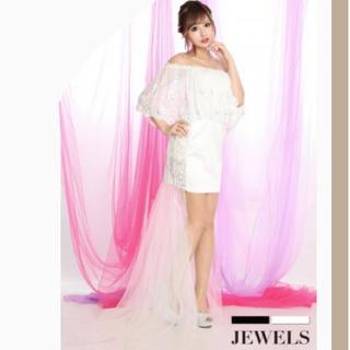 ジュエルズ(JEWELS)の【新品未開封】ショートインロングドレス Jewels(ナイトドレス)